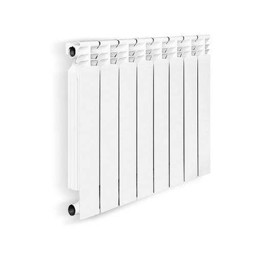004 Радиатор биметаллический ОАЗИС 500/100/8