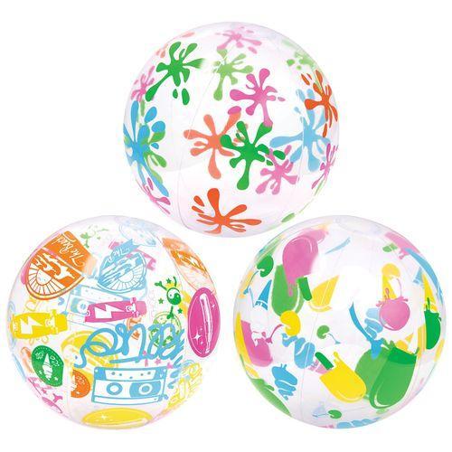 010136 Мяч пляжный дизайнерский 31036B 51 см (20'') Bestway