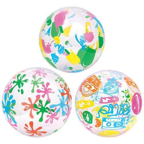 010137 Мяч пляжный дизайнерский 31001B 61 см (24'') Bestway
