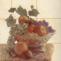 8139 Пленка с/к  0,45x8 м (ваза с цветами) D&B