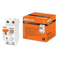 Авт. выкл. Дифференц. тока АВДТ 63 С25 30мА TDM (SQ0202-0004)