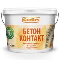 Бетон-контакт 6кг.  GRAFICS