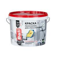 """""""DALI"""" краска для стен и потолков (PROFESSIONAL) база А- 9л. (20143)"""