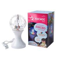 Диско-лампа настольная с питанием от сети 220В KOCNL-EL154 КОСМОС