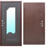 Дверь мет Ampir Венге 2050*860 левая  (Россия)