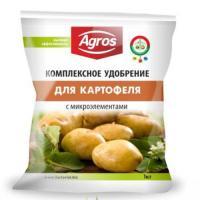 Комплексное удобрение для картофеля с микроэлементами (1кг)