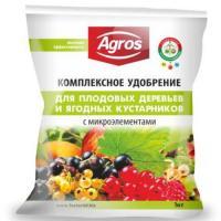 Комплексное удобрение для плод.деревьев и ягодных кустарников (1кг)