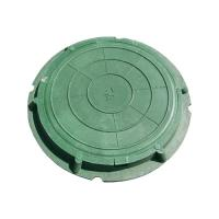 ЛЮК_Л ПП-630 780*630*90(зеленый) (уп.1)  до 3 тонн (30 кг) У
