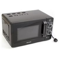 Микроволновая печь WILLMARK WMO-232MH (20л, 700Вт, механ. ПУ, ручка д/октр. двери, черная)