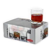 Набор стаканов LUNA 6 шт. 360мл (виски) арт.42348B