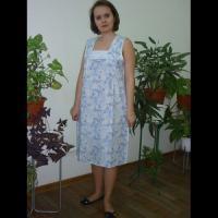"""Ночная сорочка """"Нина"""" р. 50"""