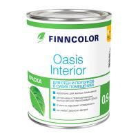 OASIS INTERIOR A краска для стен и потолков 0,9л.