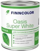 OASIS SUPER WHITE краска для потолков 0,9л.