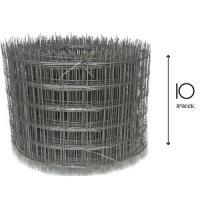 Сетка сварная Н/У 50х50 d1,6мм (0,25х25м)