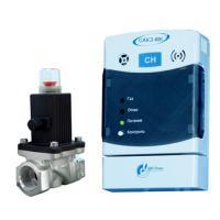 Сигнализатор загазованности САКЗ-МК-1-1А DN 25 НД(природный газ+КЗЭУГ Б)) БЫТОВАЯ