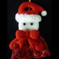 Снеговик в платье