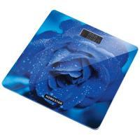 Весы напольные электронные HOMESTAR HS-6002C  (стеклянная поверхность, 180 кг, термометр) арт.003949
