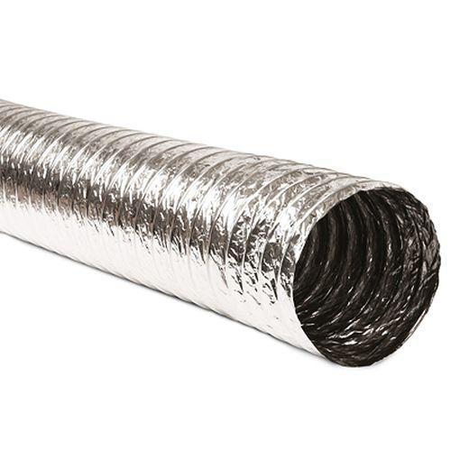 Воздуховод алюминиевый 3м.d 110мм.
