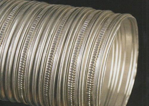 Воздуховод алюминиевый 3м.d 120мм.