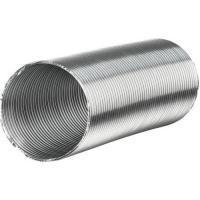 Воздуховод алюминиевый гофрированный d120 3 м (12ВА)