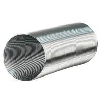 Воздуховод алюминиевый гофрированный d140 1,5 м (14ВА1,5)